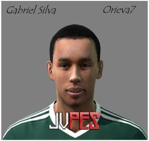 Face de Gabriel Silva Lateral-esquerdo de 20 anos, atualmente joga no Palmeiras, onde foi revelado nas categorias de base para PES 2011 Download, Baixar Face de Gabriel Silva - Palmeiras para PES 2011
