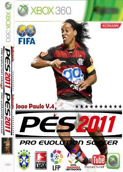 postsevollutiongames.com PES 2011: Campeonato Brasileiro 2011 atualizado para XBOX 360
